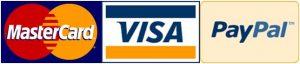 Logos de las formas de pago