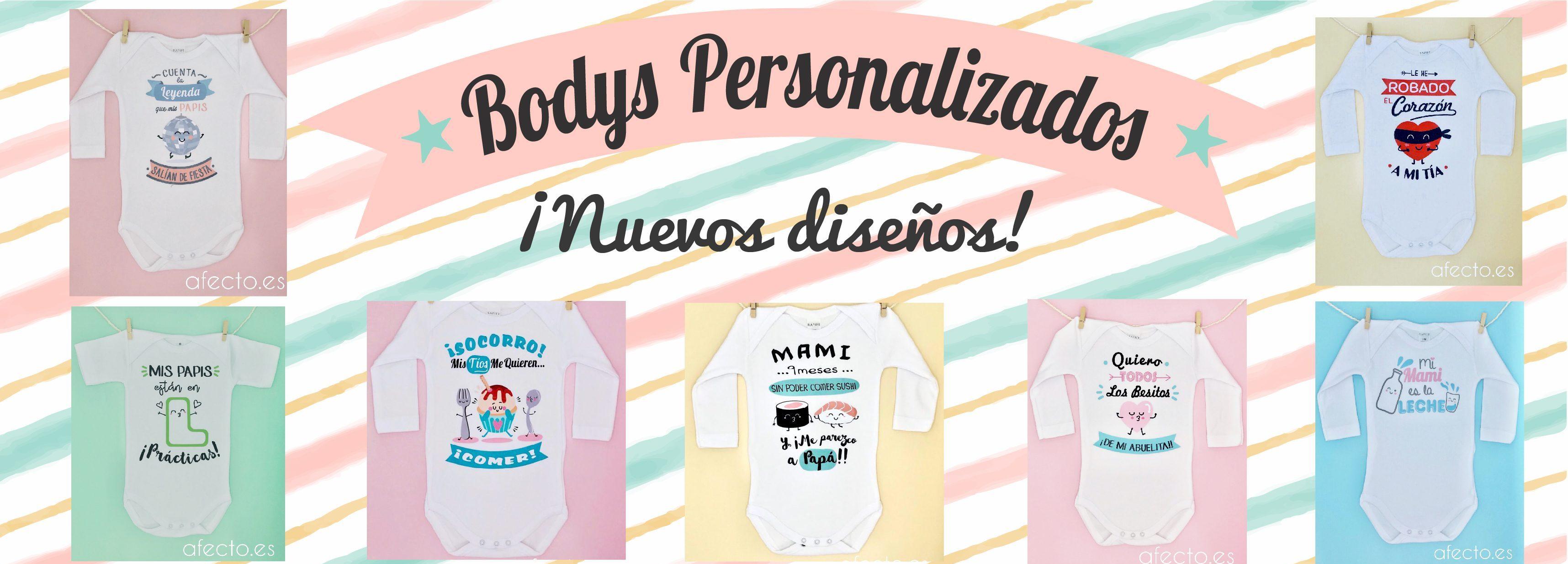 bodys personalizados nuevos modelos