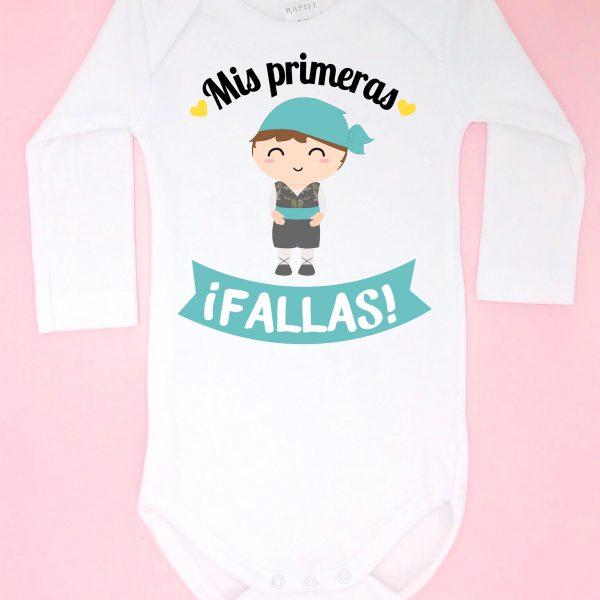MIS PRIMERAS FALLAS CHICO