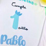 CAMISETA HERMANO CUMPLEAÑOS