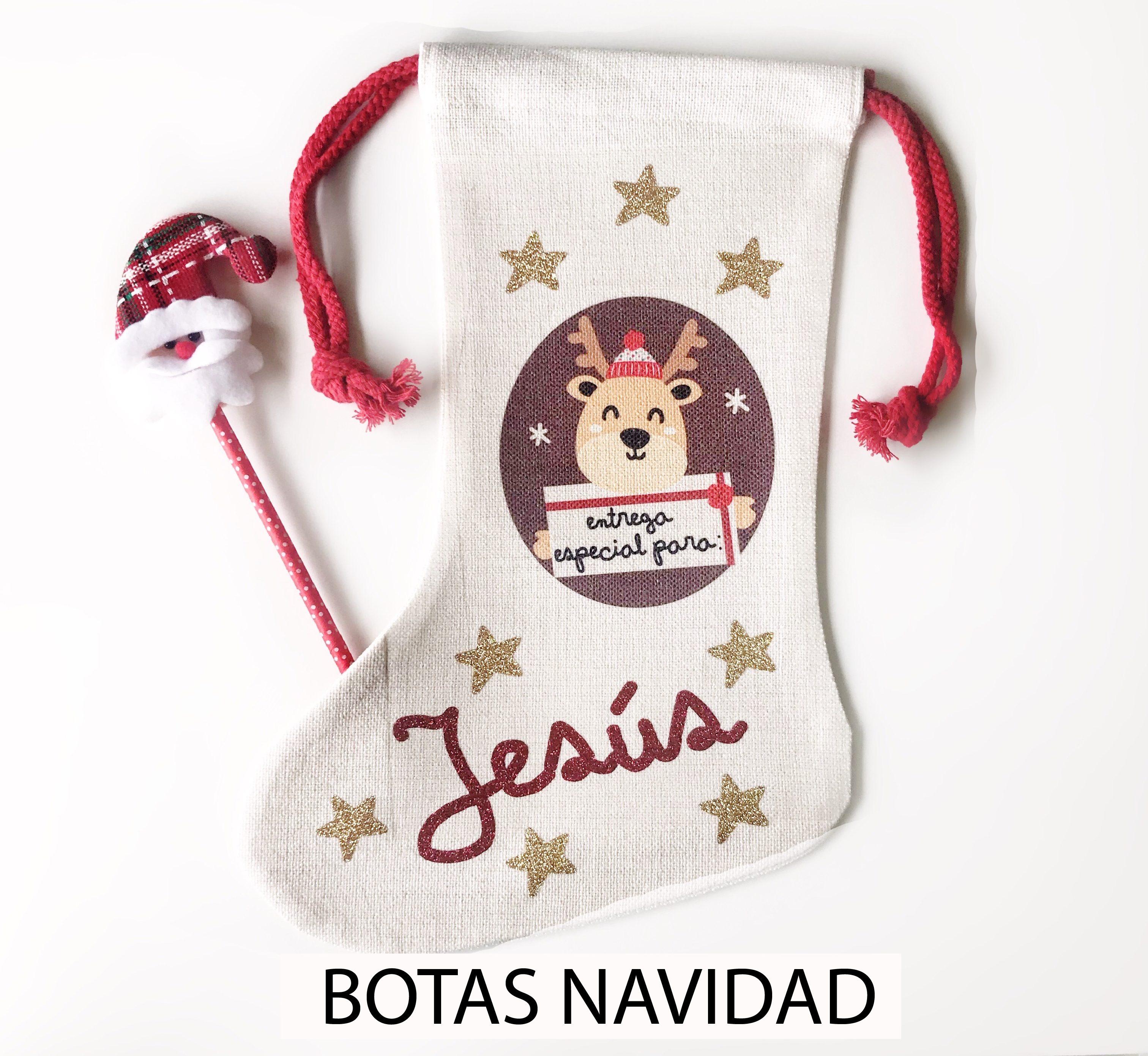 botas navidad 3