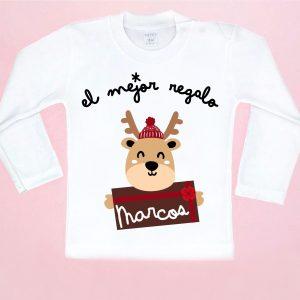 camiseta el mejor regalo