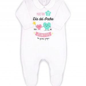 pijama primer dia del padre rosa