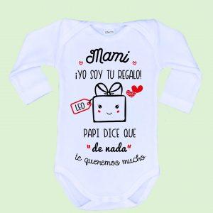 body regalo mama